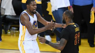 One Hall Of Famer Thinks Kevin Durant Surpassed LeBron James After The 2017 NBA Finals