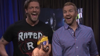 Edge And Christian Weighed In On The Jinder Mahal WWE Championship Run