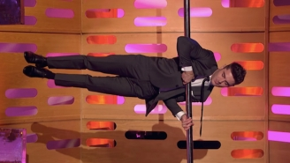 Zac Efron Wowed Tom Cruise With His Impressive Pole Dancing Skills On 'Graham Norton'