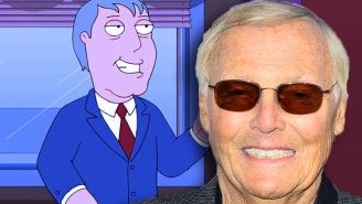 'Family Guy' Will Get A Chance To Say Goodbye To Adam West With His Final Episodes