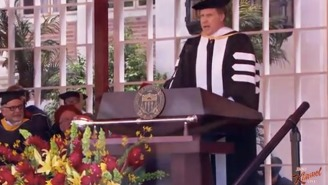Will Ferrell Explains Why He Decided To End His USC Commencement Speech With Whitney Houston
