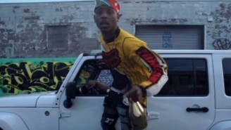 Flipp Dinero Brings Trap To Brooklyn With New Single 'On Some'