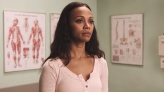 Sia's 'Free Me' Video Stars Zoe Saldana And Is Part Of The Campaign To End HIV