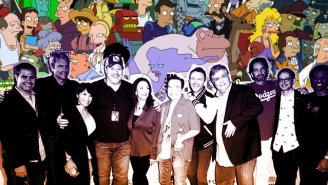 A Night With The Reunited Cast Of 'Futurama'
