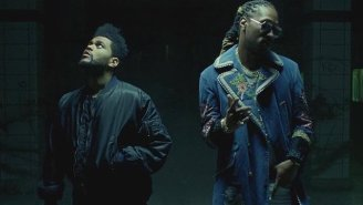 Future Keeps His 'Hndrxx' Train Rolling With A Video For 'Coming Out Strong' Featuring The Weeknd