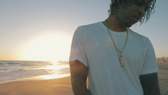 G Perico Brings Some L.A. Swagger To New York In His 'Bacc Forth' Video
