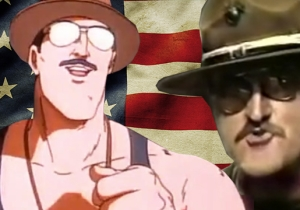 Sgt. Slaughter's Greatest Moments On 'G.I. Joe' Will Make You Proud To Be An American