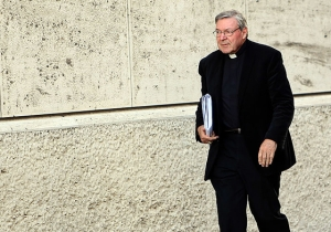 The Vatican's Third-Highest Ranking Official Has Been Charged With Historical Sexual Offenses