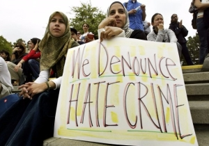 More Than Half Of All U.S. Hate Crimes Go Unreported, Says A Justice Department Report