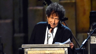 Bob Dylan May Have Plagiarized Parts Of His Nobel Prize Lecture From SparkNotes