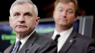 The Senate Intel. Committee's Jack Reed Expects Trump To Be Deposed By Special Counsel Robert Mueller