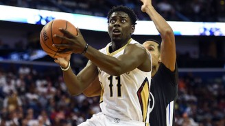 Jrue Holiday Will Stay On The Pelicans To See What He Can Do With Anthony Davis And DeMarcus Cousins