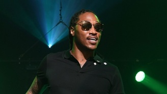 Future's New Emojis Nod To 'Mask Off' And Gucci Flip-Flops