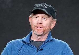 Ron Howard's First Tweet From The 'Han Solo' Set Cheekily Messes With 'Star Wars' Fans