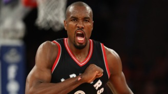 Serge Ibaka Will Stay In Toronto After Agreeing To A Three-Year Deal With The Raptors