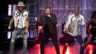 The Backstreet Boys Are On Top Of The Country Charts, Thanks To Florida Georgia Line