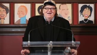 Michael Moore Appeals To Whistleblowers While Launching A 'Trumpileaks' Website