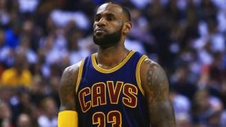 LeBron James' Subtweet Of Cavs Owner Dan Gilbert Should Have Cleveland Fans Worried