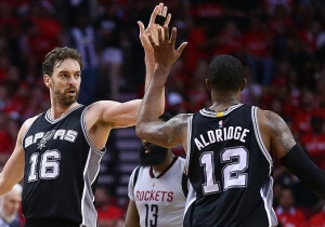 Pau Gasol Will Reportedly Decline His Option To Give The Spurs More Cap Room