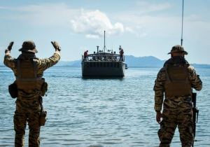 U.S. Special Forces Have Stepped In To Help The Filipino Army Fight Against Reported ISIS Militants