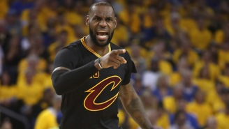 LeBron Seems As Confused As Anyone After Cleveland Shook Up Its Front Office