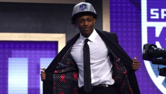 The Kings Helped Play Match-Maker For A Fan By Drafting De'Aaron Fox