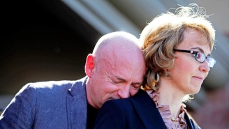 A 'Heartbroken' Gabby Giffords On The Congressional Baseball Field Shooting: 'I Know The Courage It Takes To Recover'