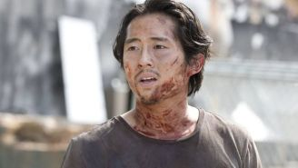 Steven Yeun Wonders If 'The Walking Dead' Went 'Too Far' With Glenn's Death