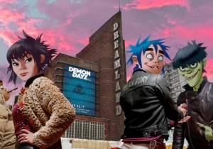 Check Out Gorillaz's Demon Dayz Festival This Weekend Thanks To This Livestream