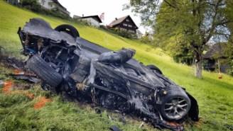 'The Grand Tour' Star Richard Hammond Suffered A 'Serious Crash' In Switzerland