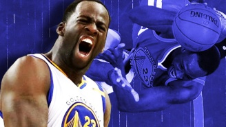 Draymond Green Is Loud, Brash, And Impossible To Ignore