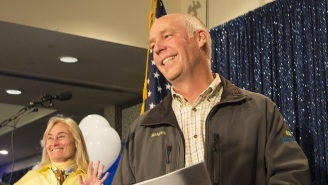 Greg Gianforte Receives No Jail Time For His Assault On A Reporter At A Montana Campaign Event