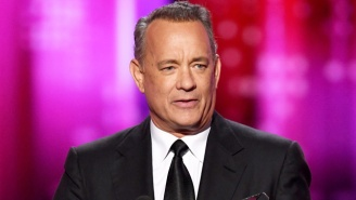 Tom Hanks Tweeted A Photo Of A Sinister-Looking Building And Launched So Many Conspiracy Theories