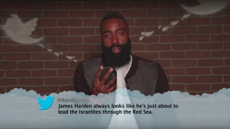 Shaq, James Harden And Other NBA Stars Read More Mean Tweets About Themselves
