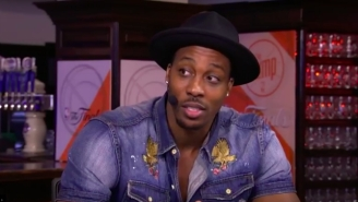Dwight Howard's Outfit On 'The Jump' Got The Internet Back To Roasting Him