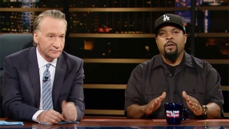 Ice Cube Confronts Bill Maher Over His Use Of The N-Word On 'Real Time'