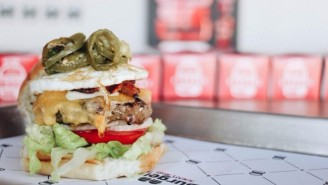 There's Now An Official Uproxx Burger (With Proceeds Going To Charity)