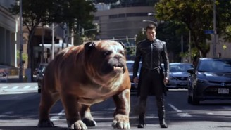 Marvel's 'Inhumans' Looks A Little 'Game Of Thrones'-y In Its First Trailer
