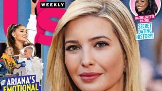 Everyone Is Mocking Ivanka Trump's 'Us Weekly' Cover With The Same Savage Meme