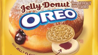 Jelly Donut Oreos Are Becoming A Decadent Reality For National Donut Day