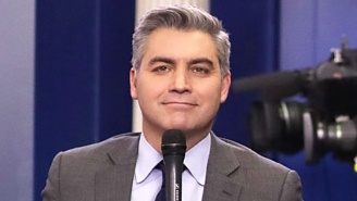 CNN's Jim Acosta Mockingly Responds After Sean Hannity Calls Him 'Unhinged': He 'Needs A Hug'