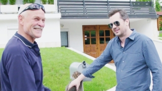 Jim Jefferies Found Himself Confused By One Aspect Of President Trump's 'Access Hollywood' Tape
