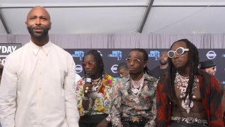 Rap Antagonist Joe Budden Finally Picked The Wrong Battle With Migos