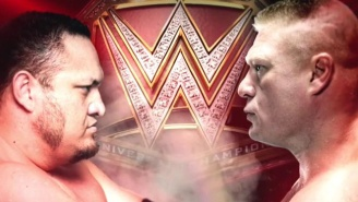 Jim Ross Is Excited About Brock Lesnar Vs. Samoa Joe And Has A Great Idea