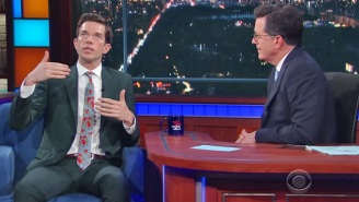 John Mulaney Shares The Perfect Analogy For Donald Trump