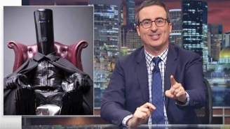 John Oliver Thinks The Real Star Of The U.K. Election Can Save Britain From The Coming Brexit