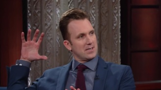 Jordan Klepper Recalls The Time Trump Supporters Accused Him Of Working For A Secret Pro-Clinton FBI Sect