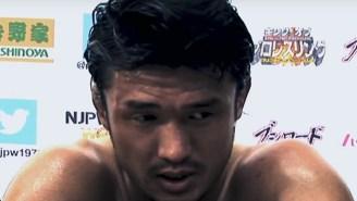 There Is A Post-Injury Update On The Future Of Katsuyori Shibata