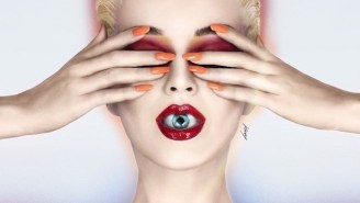 Katy Perry Officially Makes Her Return With The Release Of 'Witness'