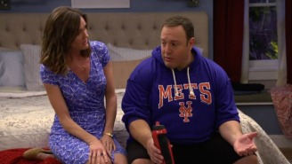 'Kevin Can Wait' Removes Kevin's Wife And Adds Leah Remini As A Regular For Bonus 'King Of Queens' Flavor